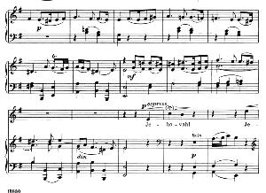 Jehovah! To my words give ear. Aria for Tenor. G.F.Haendel: Occasional Oratorio, HWV 62, Vocal Score. Schirmer Anthology of Sacred Song: Tenor. (M. Spicker). Ed. Schirmer   eBooks   Sheet Music