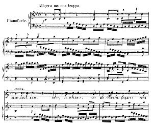 To give command, prerogative is thine...Haste, Israel, haste. Recitative and Aria for Tenor (Joshua). G.F.Haendel: Joshua, HWV 64. Vocal Score (G.Gervinus), Ed. Peters | eBooks | Sheet Music
