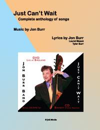Just Can't Wait Anthology | eBooks | Sheet Music
