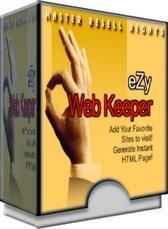 eZy Web Keeper | Software | Internet