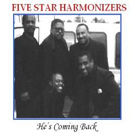 His Love's Overflowing - The 5 Star Harmonizers | Music | Gospel and Spiritual