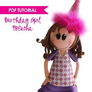step by step pdf- fofucha birthday girl