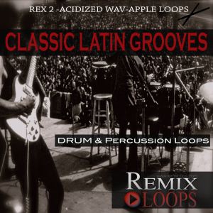 classic latin grooves