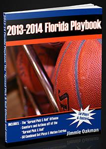2014 florida gators playbook by jimmie oakman