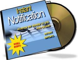 Instant Notify | Software | Internet