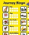 Journey Bingo Travel Game | Other Files | Documents and Forms