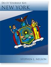 Do-It-Yourself  New York LLC Kit: Economy Edition | eBooks | Business and Money