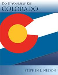 Do-It-Yourself Colorado LLC Kit: Economy Edition | eBooks | Business and Money