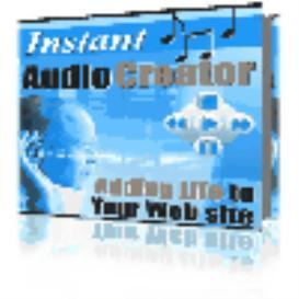 Instant Audio Creator | Software | Developer