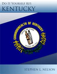 Do-It-Yourself Kentucky LLC Kit: Economy Edition | eBooks | Business and Money