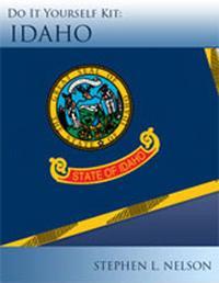 Do-It-Yourself Idaho LLC Kit: Economy Edition | eBooks | Business and Money