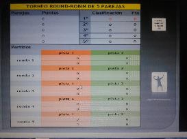 torneo round-robin 5 parejas (powerpoint)