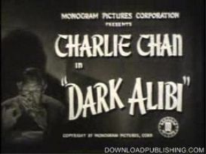 charlie chan in dark alibi - movie 1946 detective mystery crime download .mp4