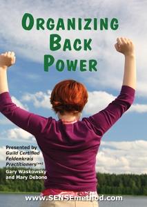 organizing back power video