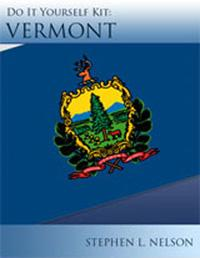 Do-It-Yourself Vermont LLC Kit: Economy Edition | eBooks | Business and Money