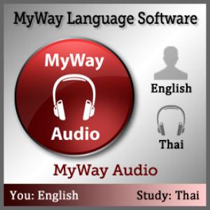 myway (english - thai) audio