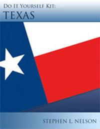 Do-It-Yourself Texas LLC Kit: Premium Edition | eBooks | Business and Money