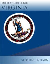 Do-It-Yourself Virginia LLC Kit: Premium Edition | eBooks | Business and Money