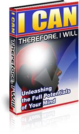 I Can, Therefore I Will Mind Potential  resell | eBooks | Self Help