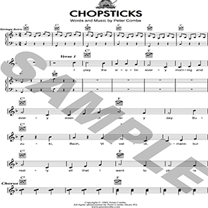 peter combe - chopsticks