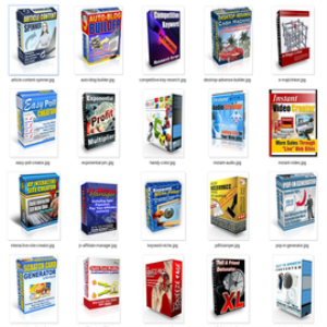 22 hot-selling internet marketing scripts