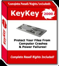KeyKey2000-----Have You Ever Lost Hours Of Hard Work | Software | Home and Desktop