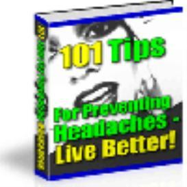 101 Power Tips To Prevent Headaches | eBooks | Internet