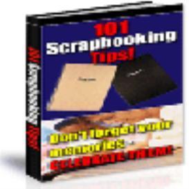 101 Scrapbooking Tips | eBooks | Internet