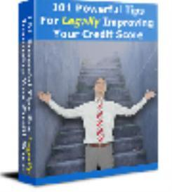 101 Tips For Boosting Your Credit Score! | eBooks | Internet