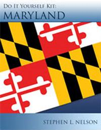 Do-It-Yourself Maryland LLC Kit: Premium Edition | eBooks | Business and Money