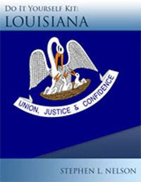 Do-It-Yourself Louisiana LLC Kit: Premium Edition | eBooks | Business and Money