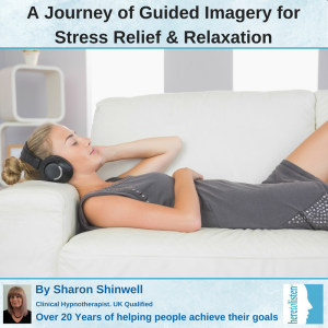 Stress Relief and Relaxation using Guided Imagery | Audio Books | Self-help