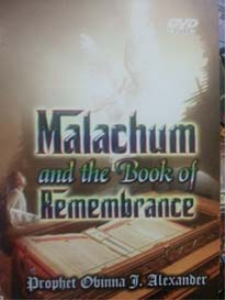 malachum and the book of remembrance