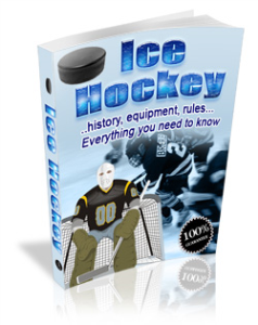 Ice hockey articles, e-book & clipart images | eBooks | Sports