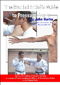 pressure point guide for martial artists