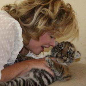 aprenda a hablar con los animales con amelia kinkade!