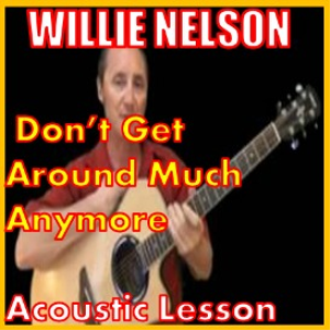 Learn to play Don't Get Around Much Anymore by Willie Nelson | Movies and Videos | Educational