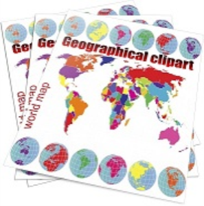world maps, usa maps, usa flags, geographical clipart