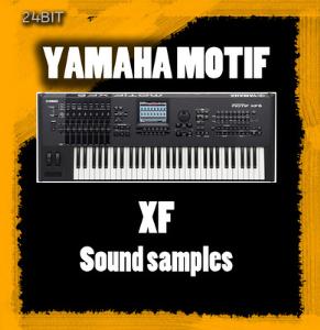 yamaha motif xf sound samples