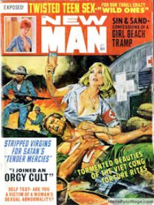 new man magazine, oct. 1968 (complete issue)