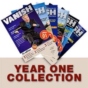 vanish magic magazine year one