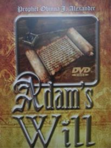 adam's will