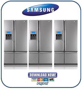 samsung rm255lash rm255lars rm255labp refrigerator original service manual download