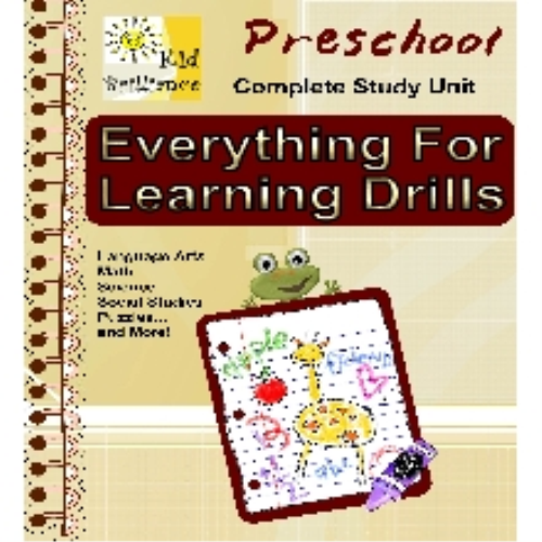 Second Additional product image for - Preschool play and learning drills