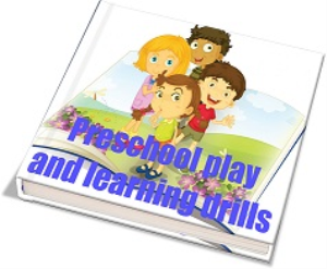 preschool play and learning drills