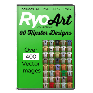 ryoart hip art collection 50 ready to use designs