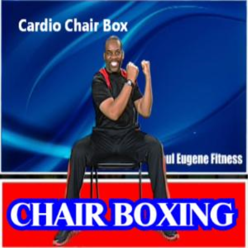 First Additional product image for - Chair Boxing Workout