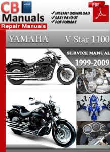 Yamaha V Star 1100 1999-2009 Service Repair Manual | eBooks | Automotive