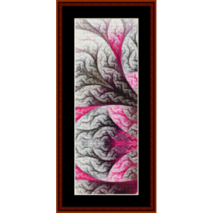 Fractal 434 Bookmark cross stitch pattern by Cross Stitch Collectibles | Crafting | Cross-Stitch | Other