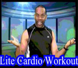 Lite Cardio Workout | Movies and Videos | Fitness